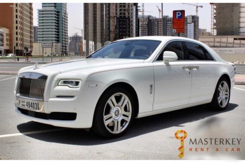 Rolls Royce Ghost - 2017 3