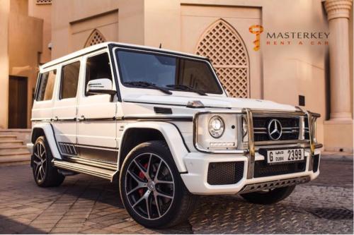 Mercedes Benz G63 2
