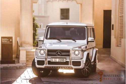 Mercedes Benz G63 3