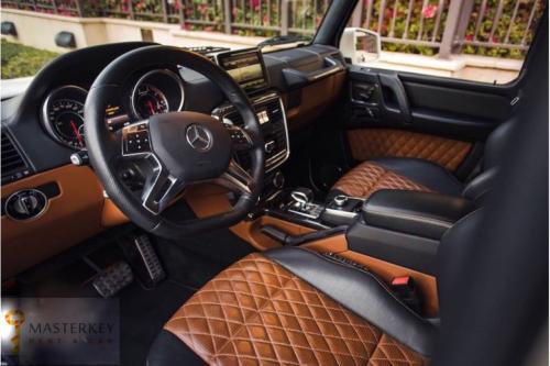 Mercedes Benz G63 4
