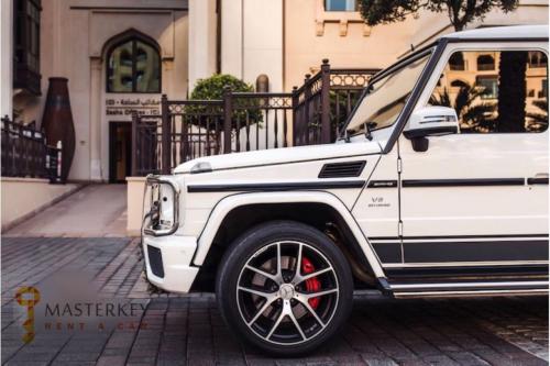 Mercedes Benz G63 2017 5