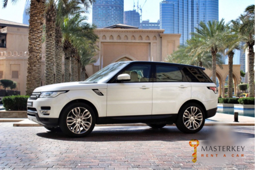 Range Rover Sport - 2017 6