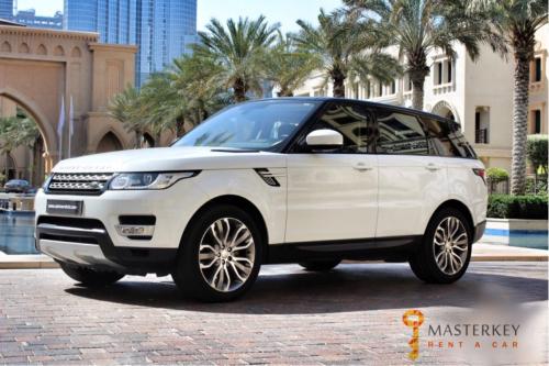 Range Rover Sport - 2017 1