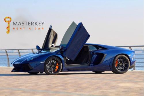 Lamborghini Aventador Coupe 1