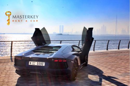 Lamborghini Aventador Coupe 3