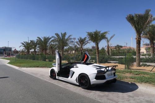Lamborghini Aventador Roadster 5
