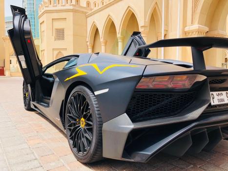 Lamborghini Aventador SV 2016 2