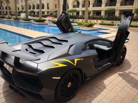 Lamborghini Aventador SV 2016 4