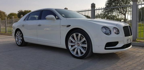 Bentley Flying Spur 2
