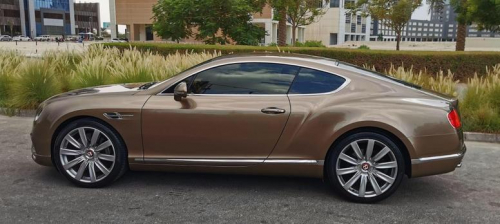 Bentley GT Coupe 6