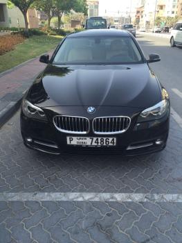 BMW الفئة الخامسة - ٢٠١٧ 1