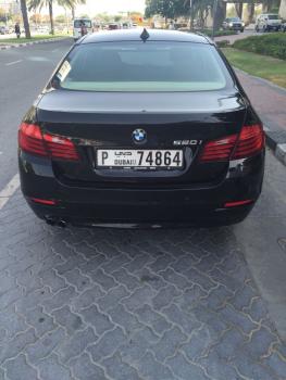 BMW الفئة الخامسة - ٢٠١٧ 2