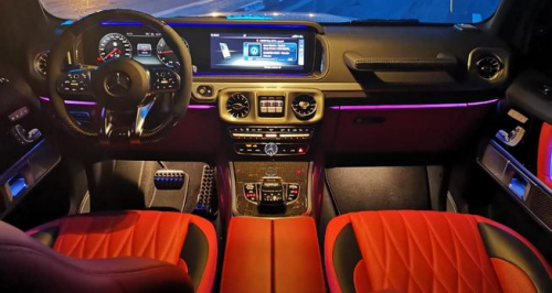 Mercedes G63 5