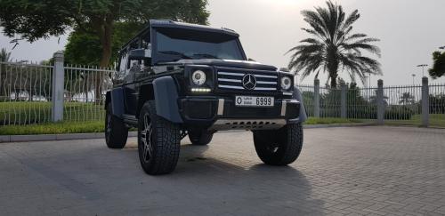 Mercedes G500 4x4 1