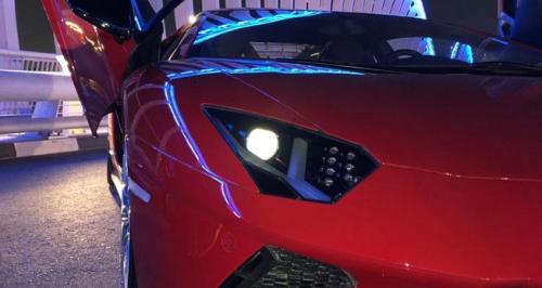 Lamborghini Aventador S 19