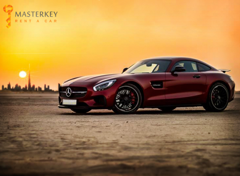 Mercedes AMG GTS - 2017