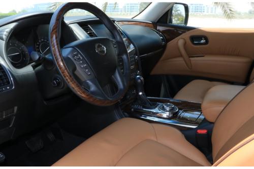 Nissan Patrol Platinum2018 2