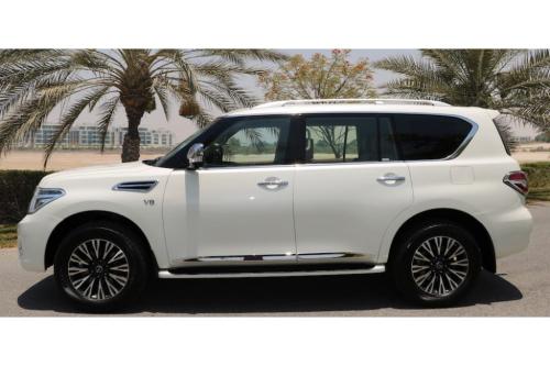 Nissan Patrol Platinum2018 3