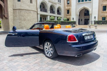 Rolls Royce Dawn - 2017 6