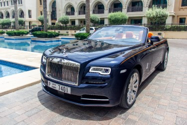 Rolls Royce Dawn - 2017 13