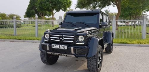 Mercedes G500 4x4 2