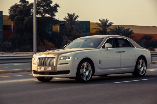 Rolls Royce Ghost 3
