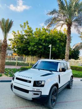 Range Rover Defender 2020 1