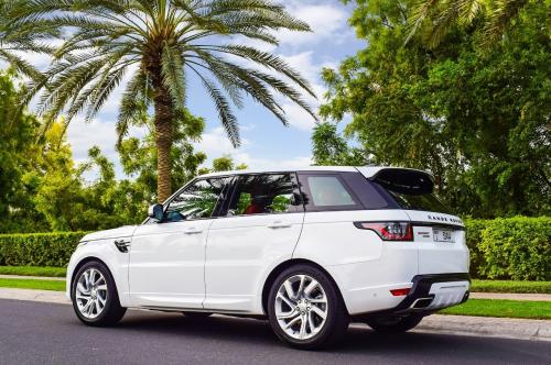 Range Rover Sport 2018 2