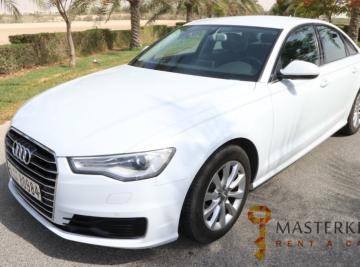 Hire Audi A6 Dubai