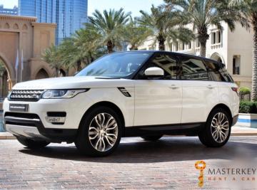 Range Rover Sport - 2017