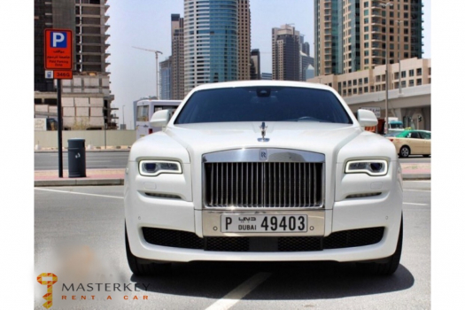 Rolls Royce Ghost - 2017 2