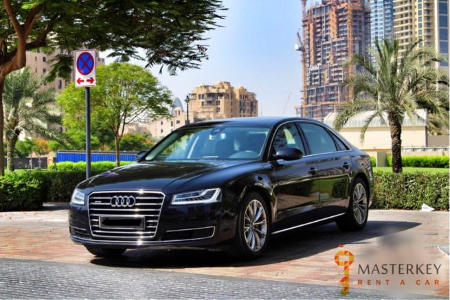 Audi A8 - 2017 4