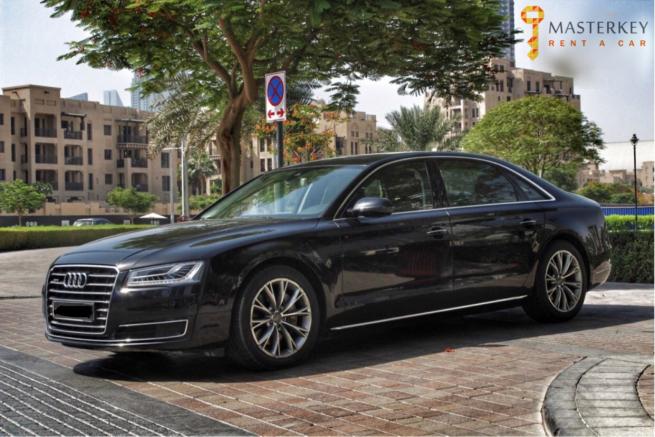 Audi A8 - 2017 1