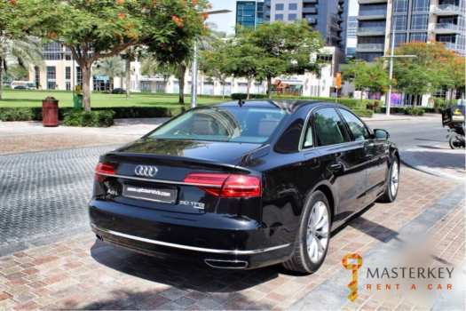 Audi A8 - 2017 3