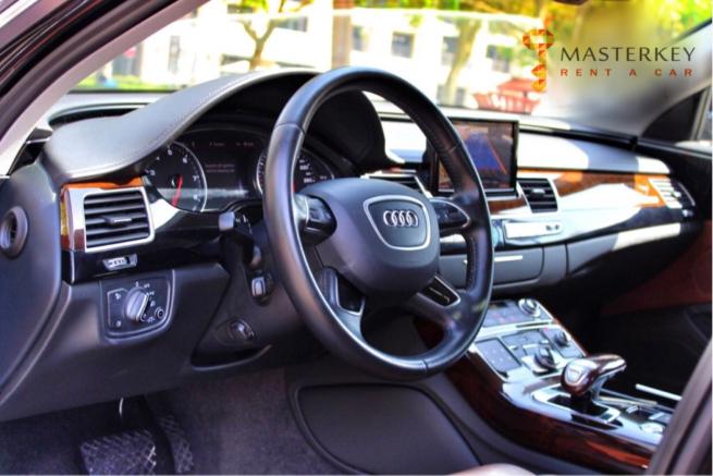 Audi A8 - 2017 2