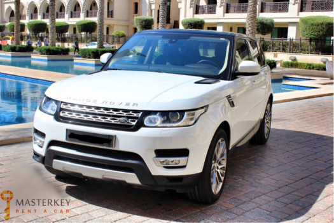 Range Rover Sport - 2017 3