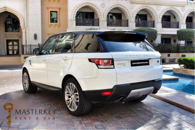Range Rover Sport - 2017 5