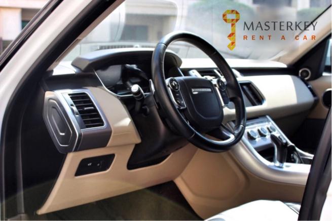 Range Rover Sport - 2017 2