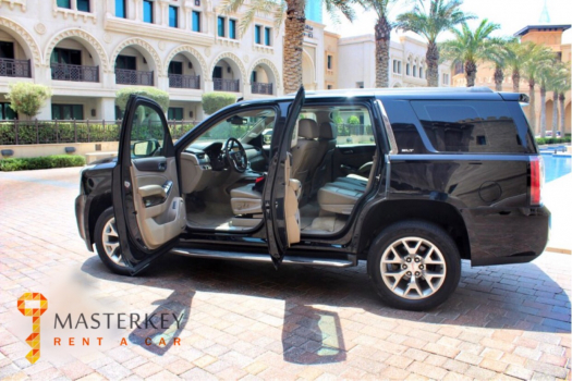 GMC Yukon for Rent in Dubai 3