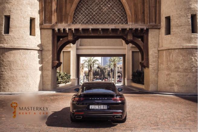 Porsche Panamera GTS - 2017 2