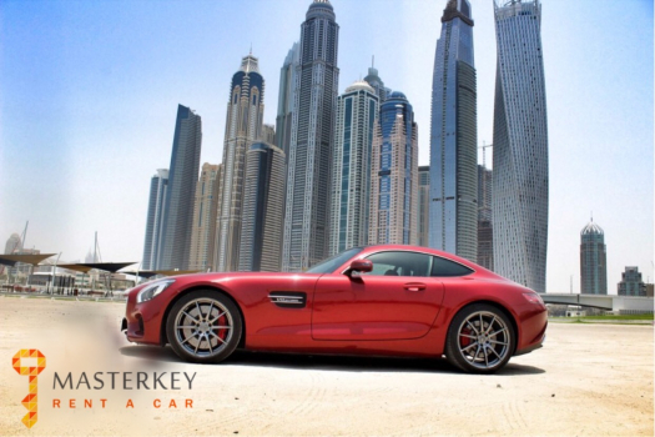 Mercedes AMG GTS - 2017 3