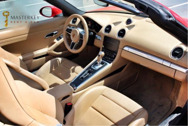 Porsche Boxster 718 – 2017 2