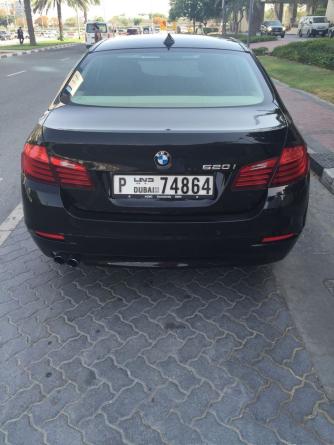 BMW 5 Series - 2017 2