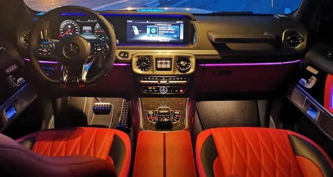 Mercedes G63 2019 5