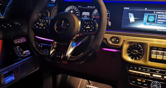 Mercedes G63 2019 7