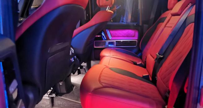 Mercedes G63 2019 8
