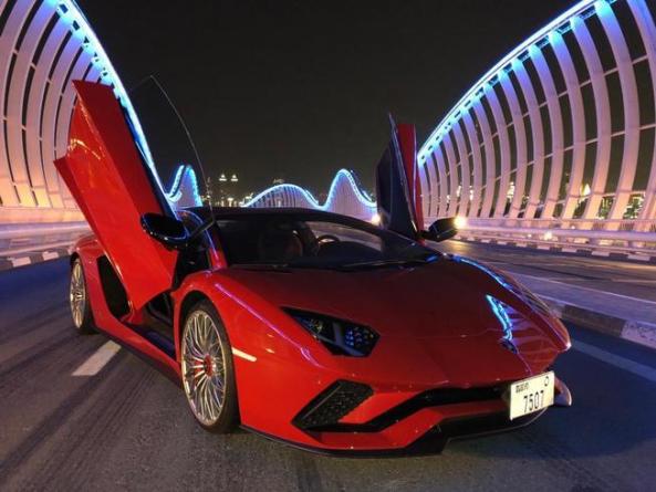 Lamborghini Aventador S 2