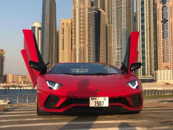 Lamborghini Aventador S 16