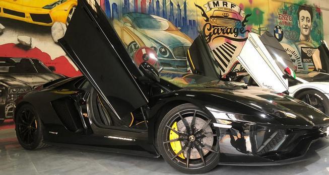 Lamborghini Aventador S 6