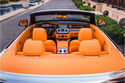 Rolls Royce Dawn 4